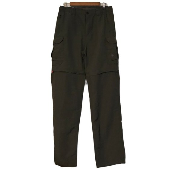 Switchback Cargo Pant 36 Gray